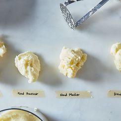 We Put 4 Potato-Mashing Techniques to the Test