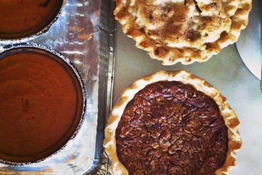 Honey-Pecan Pie