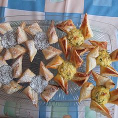 "Traditional Sweet and Savory Finnish Christmas Pastries ""Joulutortut"""