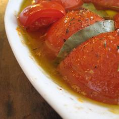Heirloom Tomato Confit