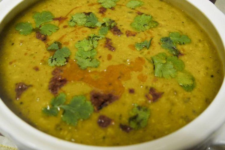Spicy Indian Lentil Dal