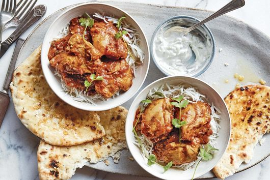 Archana Mundhe's Instant Pot Butter Chicken