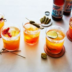 Smoky Michelada