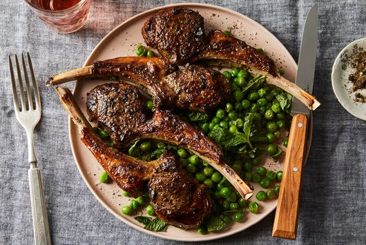 For Better, Juicier Lamb Chops, Use This Marinade