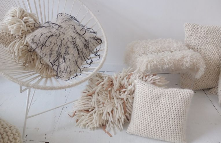 Meet the Coziest Textile Line That's Full of Personality