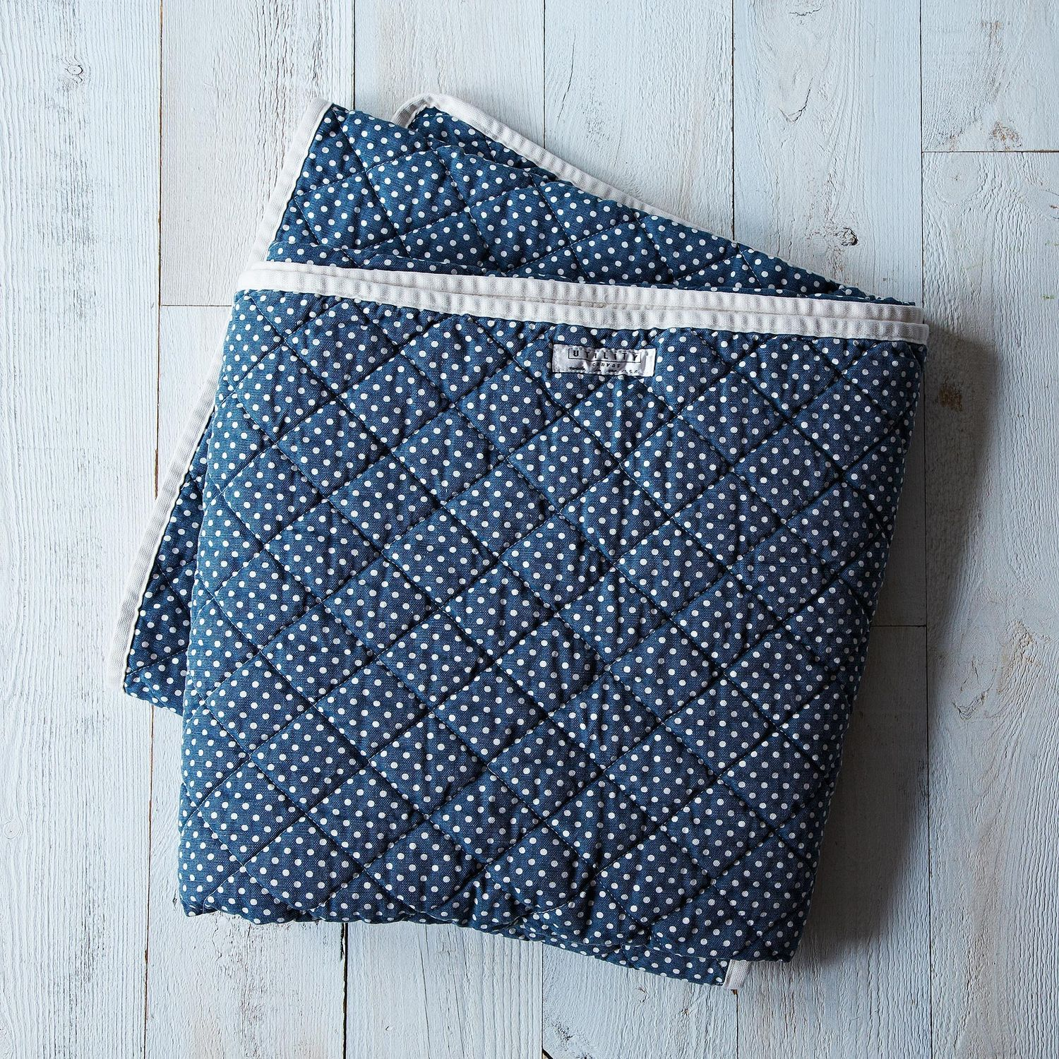 Quilted Throw Blanket On Food52