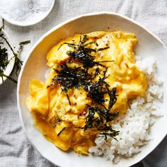 "Soft-Scrambled ""Tamago"" Eggs"