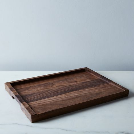 Host Cookbook & Walnut Cutting Board