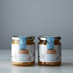 José Andrés Bonito del Norte White Tuna in Olive Oil (2 Jars)