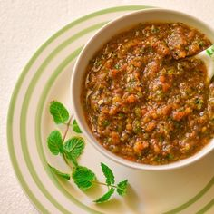 SMOKED TOMATO AND PEPPER RELISH