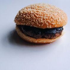"""Hamburger, Inspired by Andy Warhol's """"Hamburger"""""""