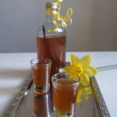 Vanilla Honey Liquor