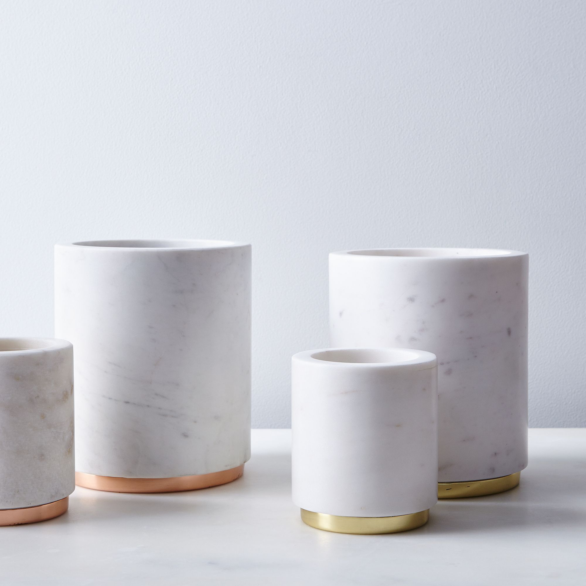 100 copper canisters kitchen white kitchen canisters 25 marble metal canister on food52