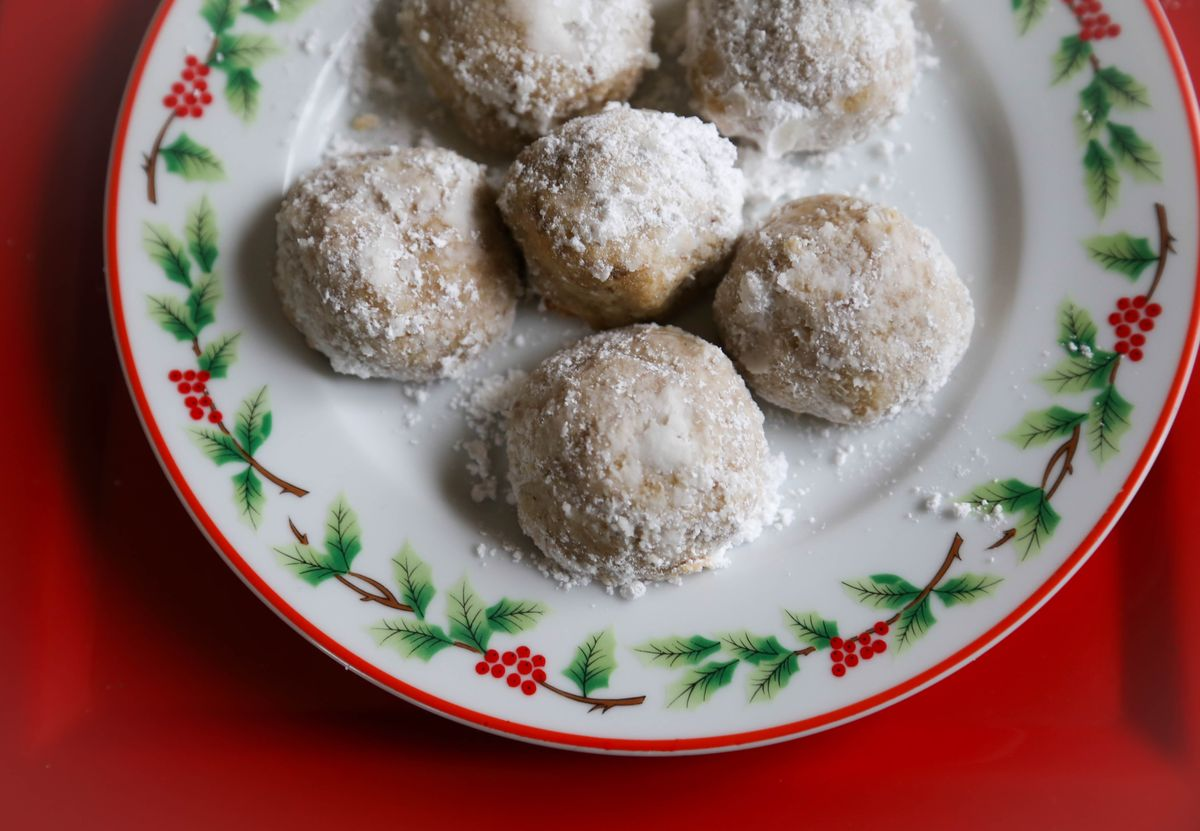 russian wedding cake cookies recipe mexican wedding cookies gluten free recipes 19476