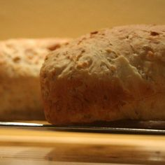 Oat and Wheat Sandwich Bread