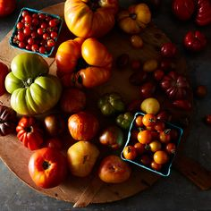 An Expert's Quick & Dirty Rules for Buying Good Tomatoes