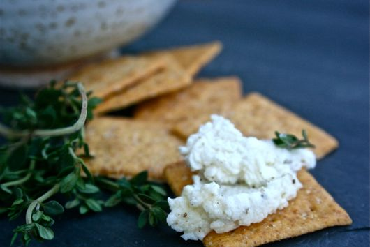 Whipped Ricotta Spread
