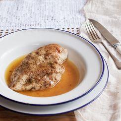 Chicken in Butter