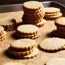 Iconic Parisian Butter Cookies—With a Subtle (But Tasty) Tweak