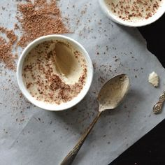 Norwegian Coffee Mousse (Kaffefromasj)