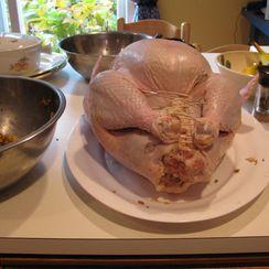 The Empy Nester Gourmet's Rich and Creamy Roast Turkey Gravy