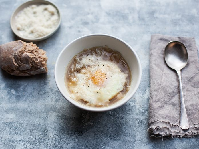 You Know French Onion Soup—But Do You Know Its (Less Fussy) Tuscan Mother?