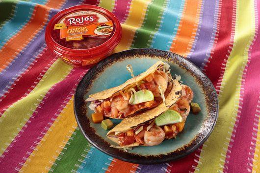 Rojo's Shrimp Tacos