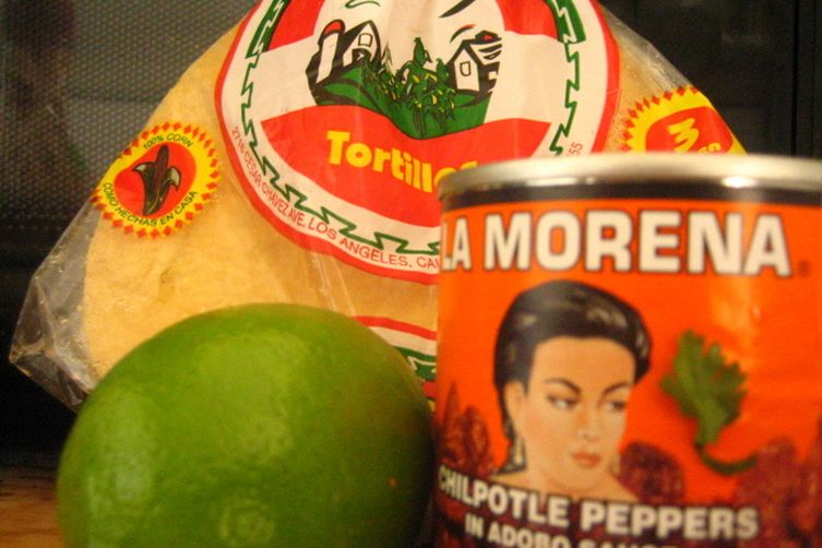 Potatoe & Chipotle Tacos