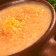 Apple Carrot Soup