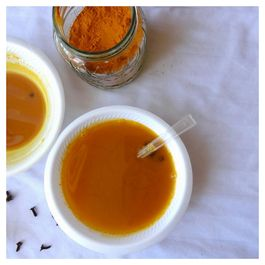 Miracle turmeric soup