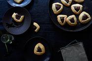 Brownie-Filled (& Gluten-Free) Hamantaschen
