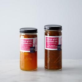 Limited Edition Big Sur Marmalade and Da Bears Lime Marmalade Duo