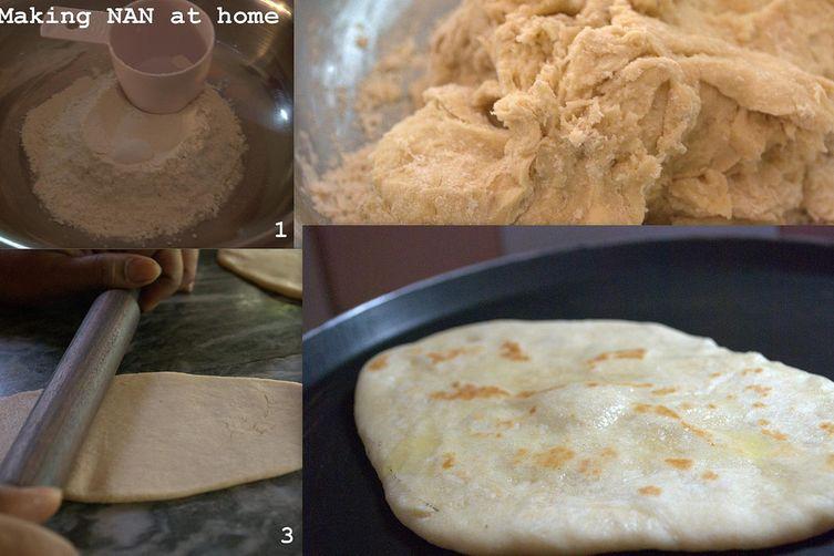 Naan Bread.