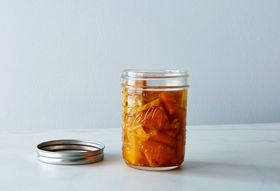 Persimmons Are Never So Good as When They're Pickled