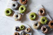 Basic Cake Doughnuts