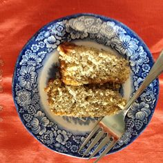 Cara Cara Orange-Earl Grey Tea Cake