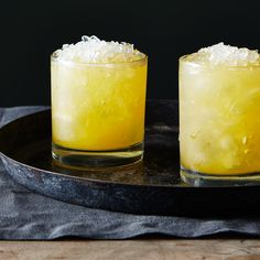 Bourbon, Orange, and Ginger