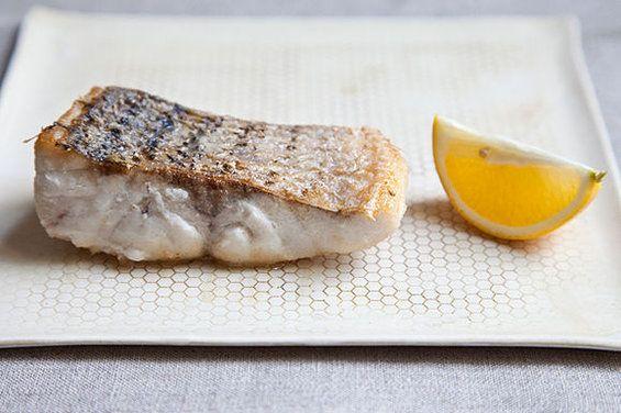 Le Bernadin's Crispy-Skinned Fish