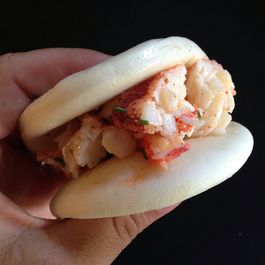 Brown Butter Vinaigrette Lobster Buns