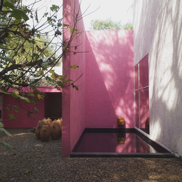 The Mexican Architect Who Painted Modernism Pink