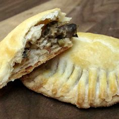 roasted vegetable & ricotta cheese hand pies