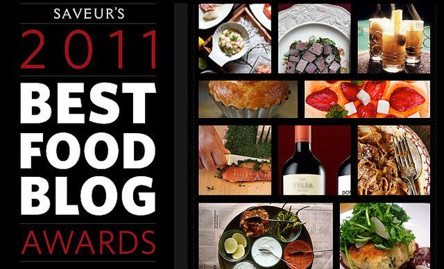 Saveur Food Blog Awards