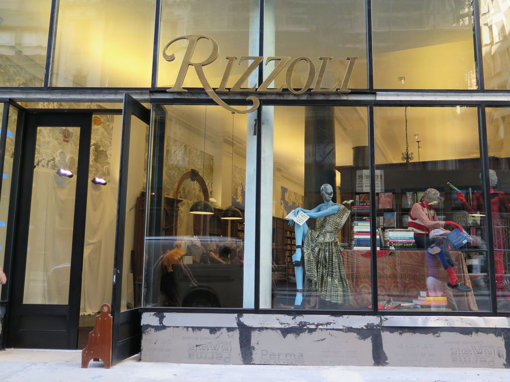 The Rizzoli Bookstore NYC