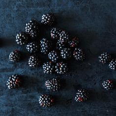 Blackberries and Sweet and Savory Ways to Use Them
