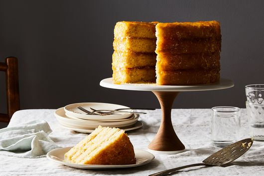 Old Fashioned  Apple Jelly Cake