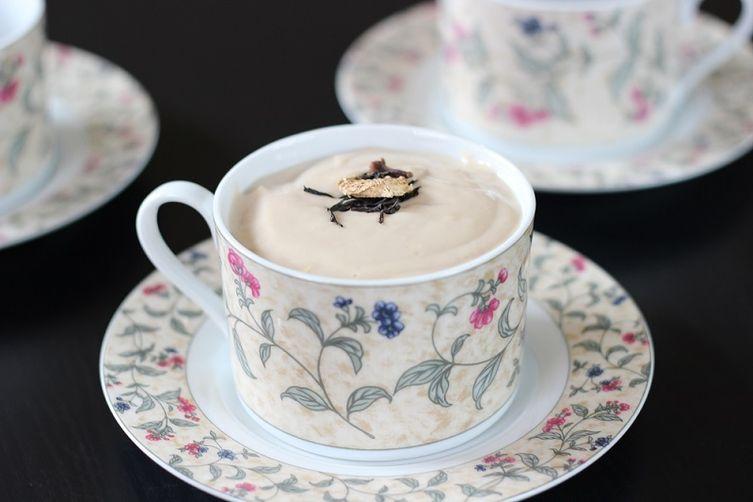 Vanilla Chai Pudding