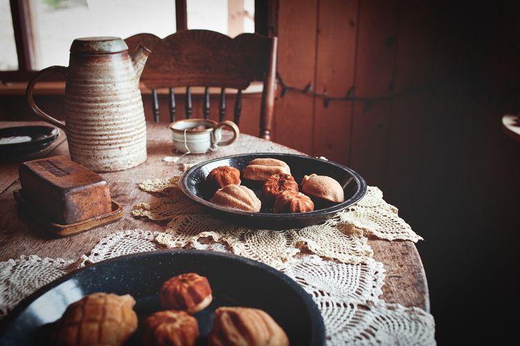 Tassajara Spice Muffins