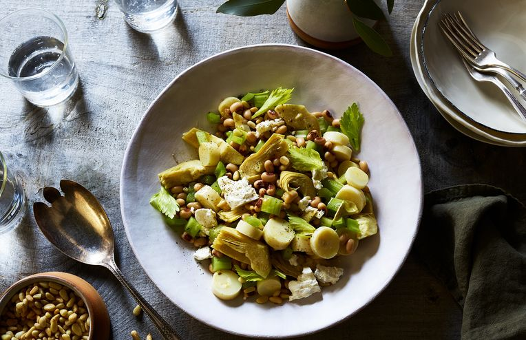The Crunchy, Pantry-Friendly Salad That Basically Only Needs a Can Opener