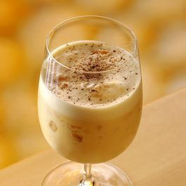 The King's Ginger Eggnog