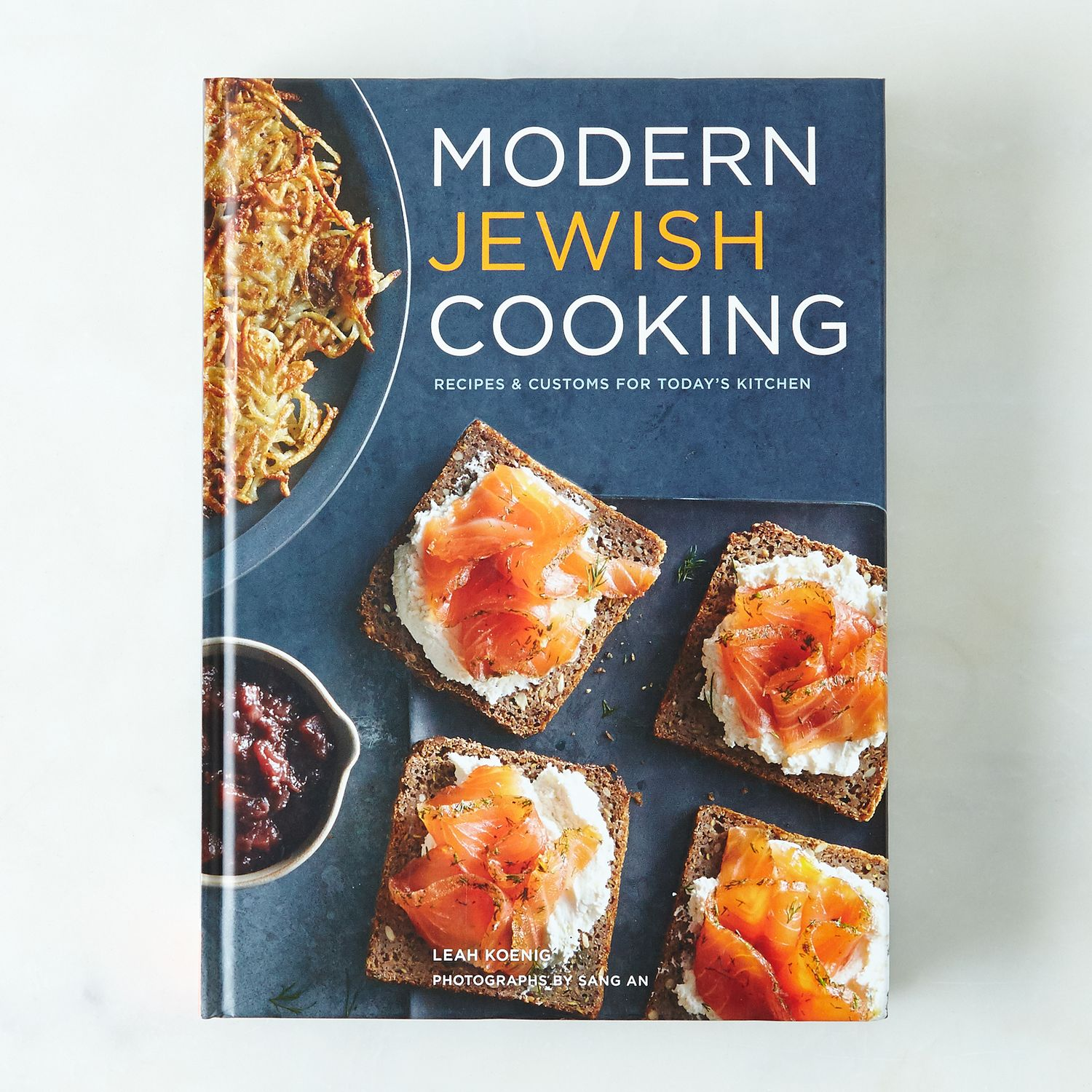 Modern Jewish Cooking: Recipes & Customs from Today\'s Kitchen ...